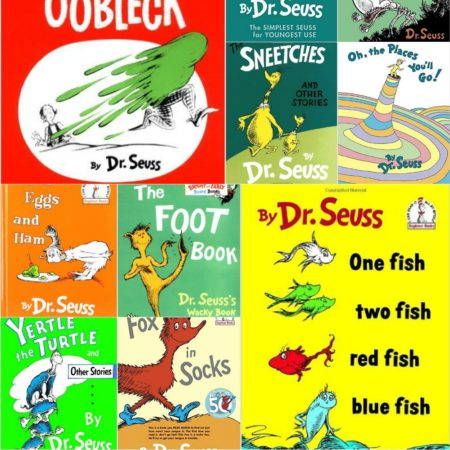 List of Our 30 Favorite Dr. Seuss Books For Celebrating His Birthday