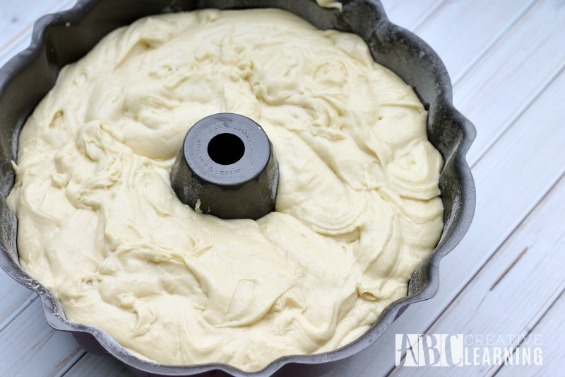Dairy Free Almond Vanilla Pound Cake Mix