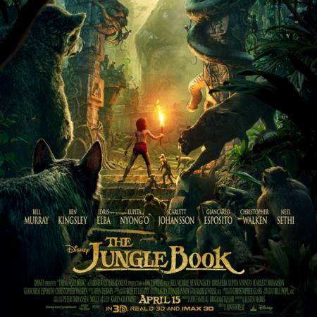 Disney's The Jungle Book Activity Sheets #JungleBook