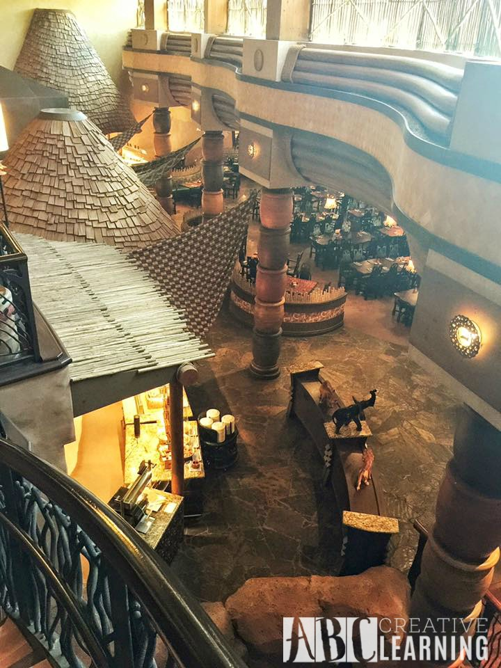 Reasons To Stay At Disney's Animal Kingdom Lodge #ZootopiaEvent Boma over