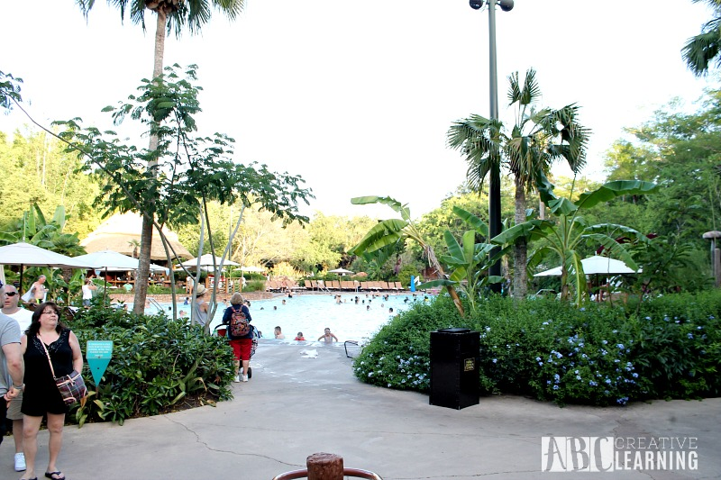Reasons To Stay At Disney's Animal Kingdom Lodge #ZootopiaEvent Pool