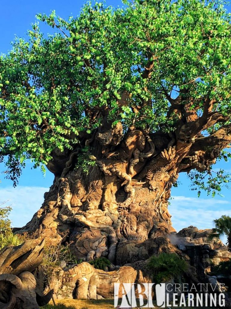 Reasons To Stay At Disney's Animal Kingdom Lodge #ZootopiaEvent Tree of Life