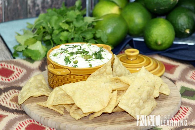 Southwest Jalapeño Dip chips