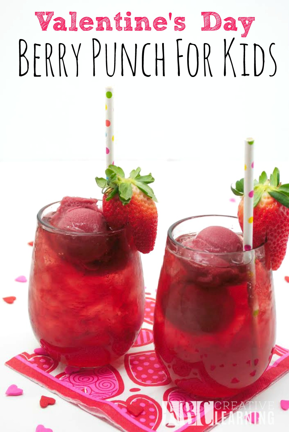 Valentine 39 s day berry punch for kids simply today life for Valentine s day meals to cook together