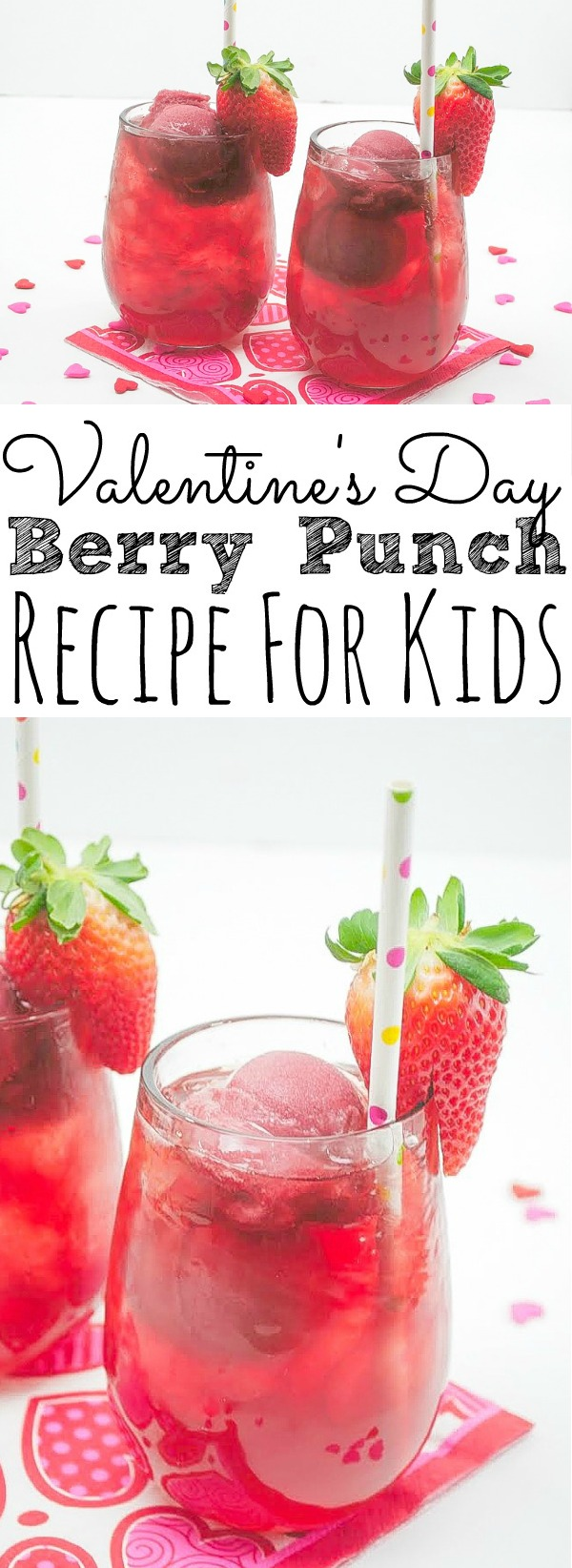 Valentine's Day Ideas For Kids Recipe Drink