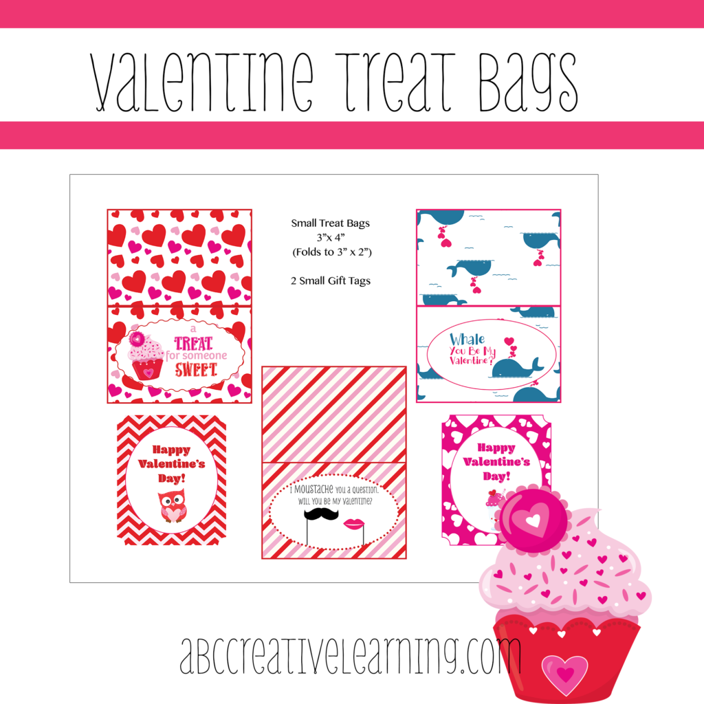 A Message of Love Free Valentine Day Printable Free