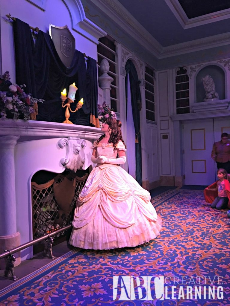 10 Things You Must Do At Disney's Magic Kingdom Belle