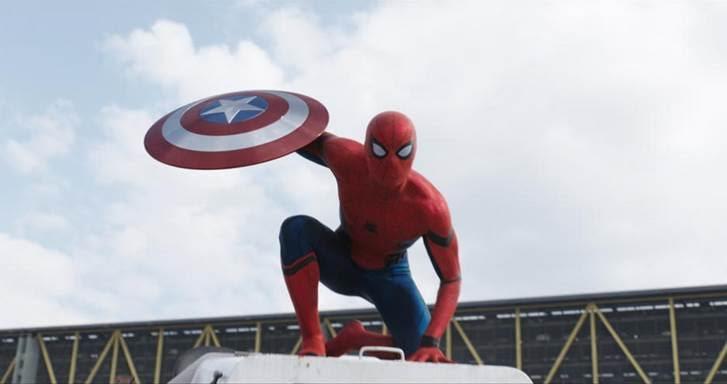 Marvel's Captain America: Civil War Poster and Trailer Are Here #CaptainAmericaCivilWar 2