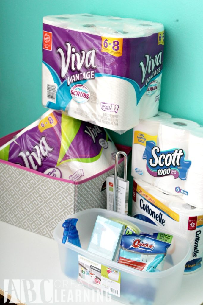 5 Tips To Get The Kids Involved In Spring Cleaning Supplies
