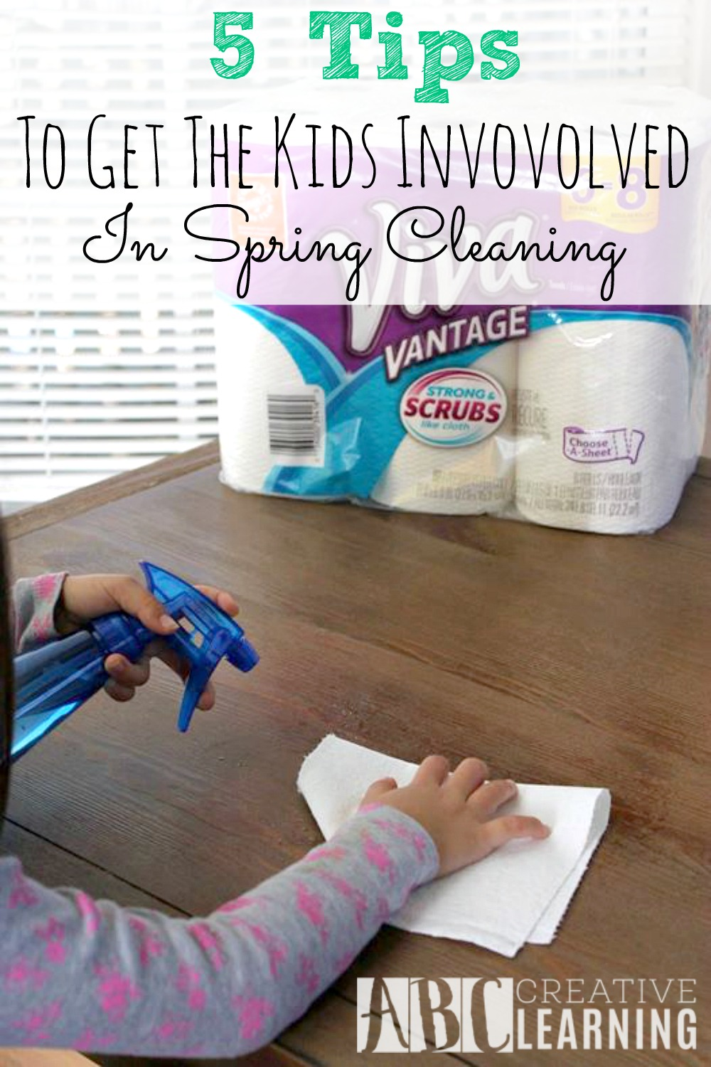 5 tips to get the kids involved in spring cleaning simply today life - Five tips for quick cleaning ...