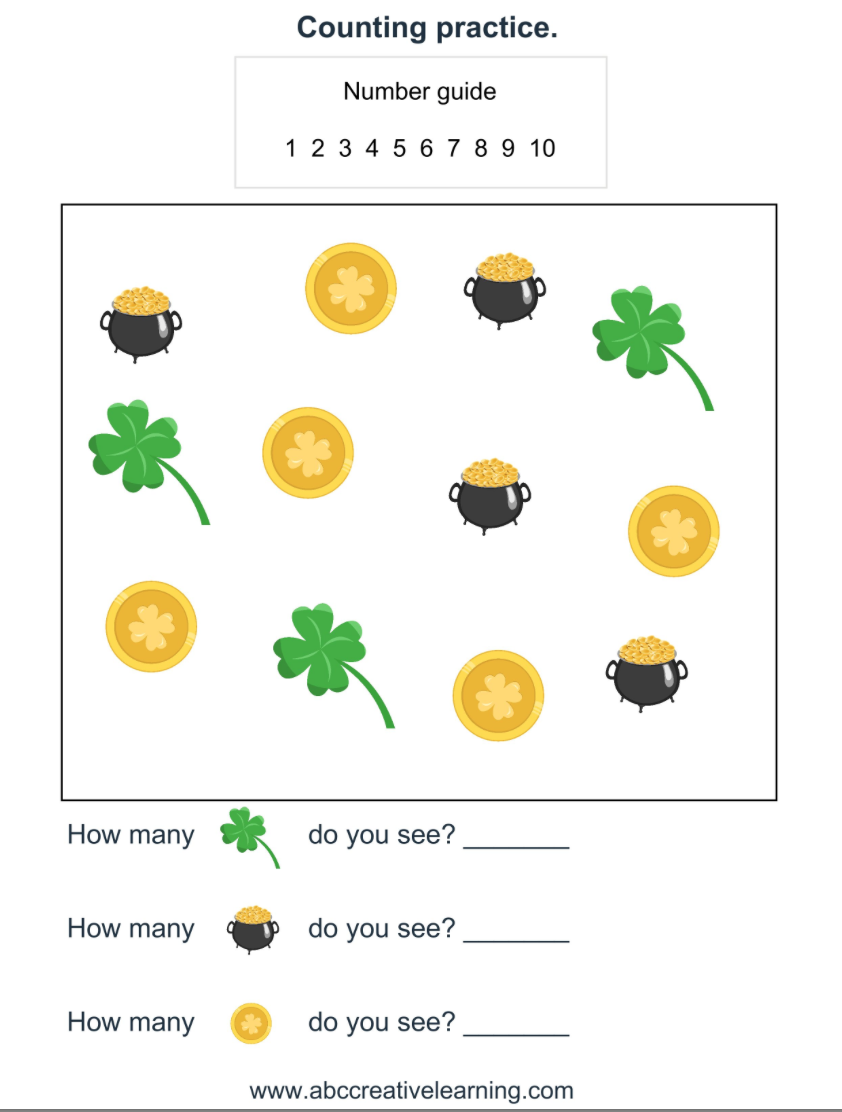St. Patrick's Day Theme Pack