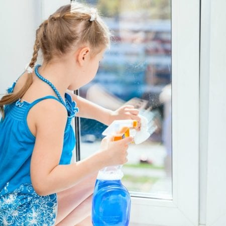 How To Get Kids To Help Clean