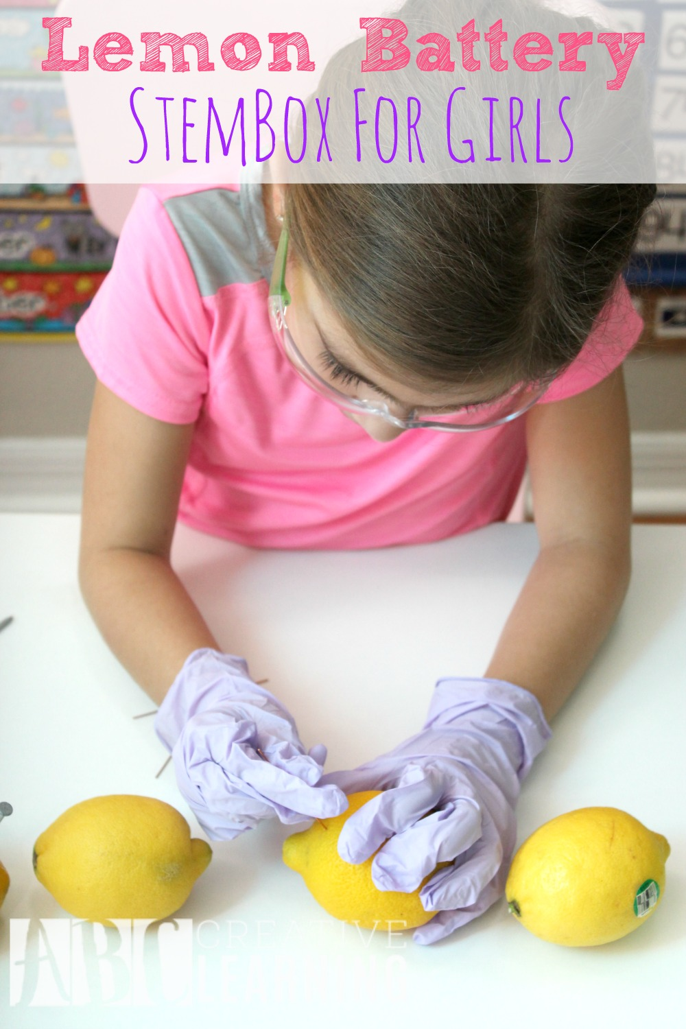 how to make a lemon battery at home