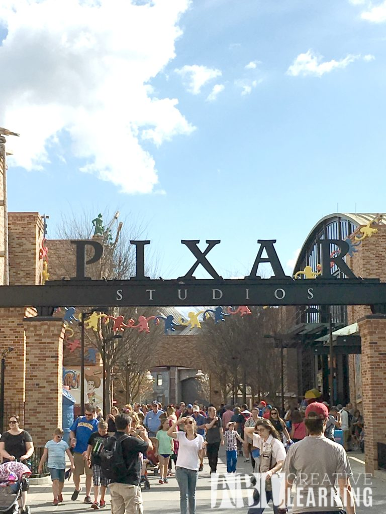 The Force Is Strong At Disney's Hollywood Studios Pixar