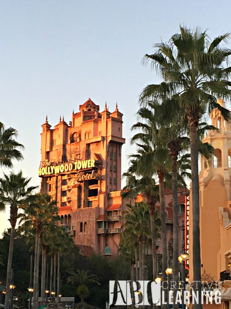 The Force Is Strong At Disney's Hollywood Studios Tower of Terror