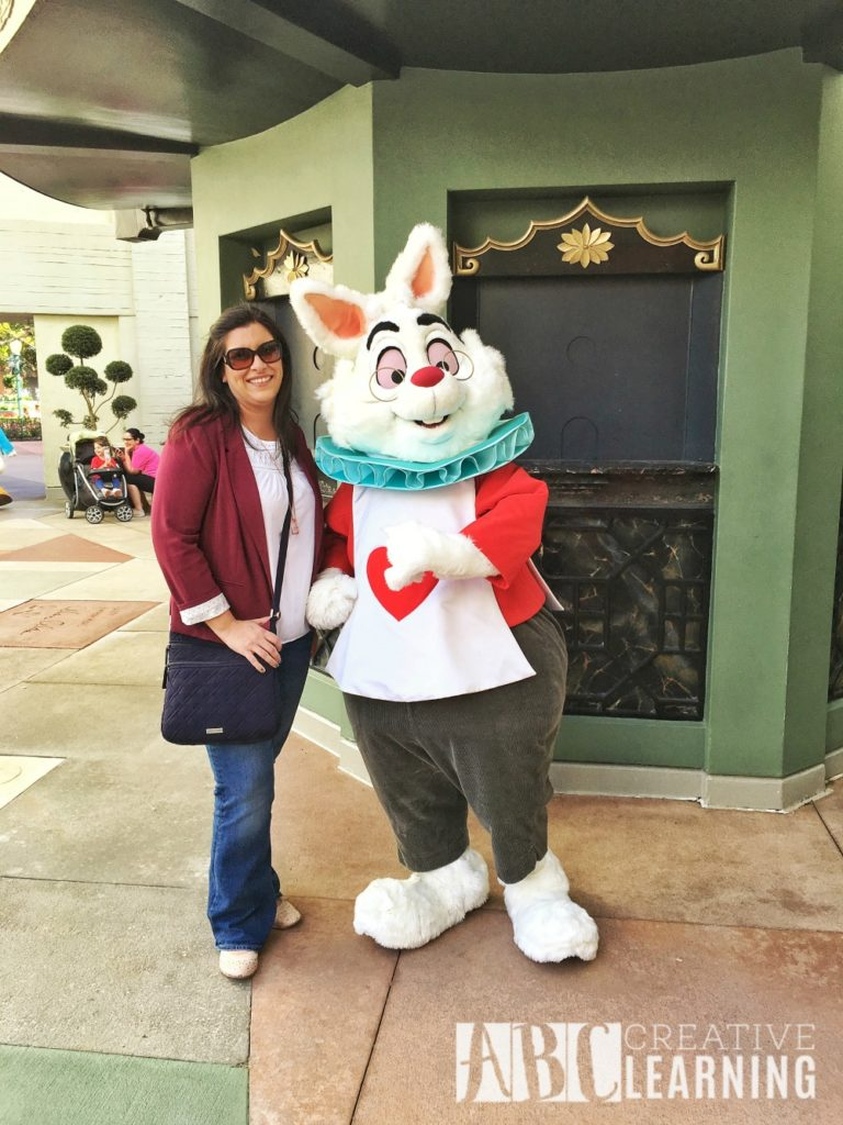The Force Is Strong At Disney's Hollywood Studios White Rabbit