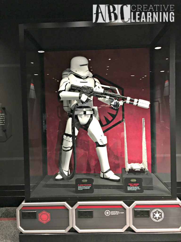 The Force Is Strong At Disney's Hollywood Studios trooper