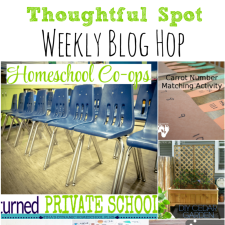 Thoughtful Spot Weekly Blog Hop #131