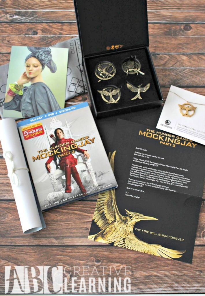 Why You Should Own The Hunger Games Mockingjay Part 2 Items