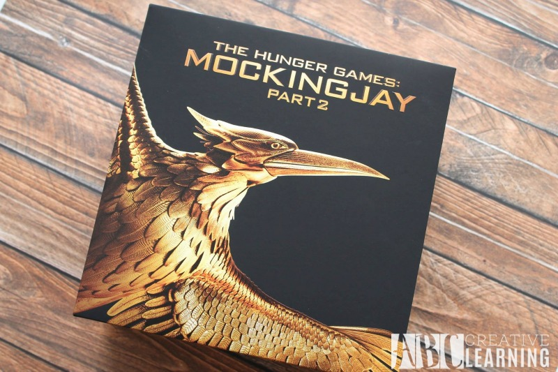 Why You Should Own The Hunger Games Mockingjay Part 2 box