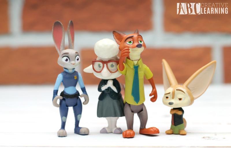 Wild About New Disney's Zootopia Product Line Mini