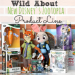 Wild About New Disney's Zootopia Product Line