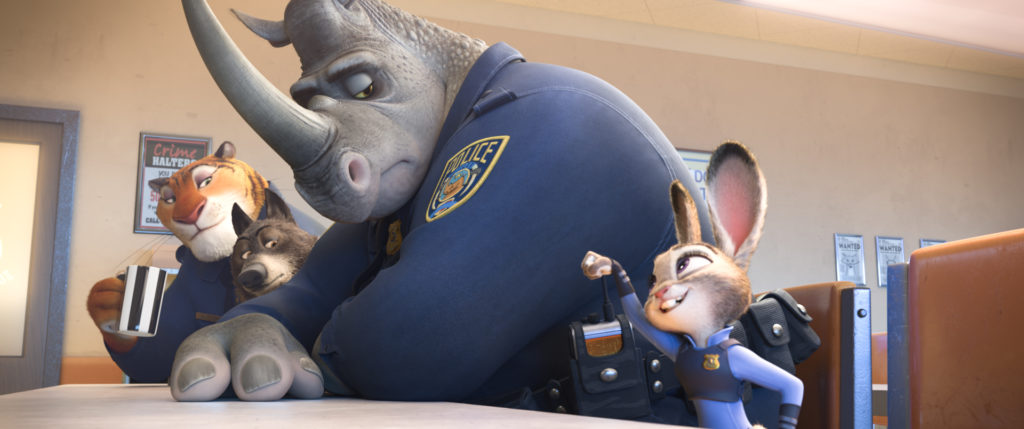 5 Reasons I'm Wild About #Zootopia