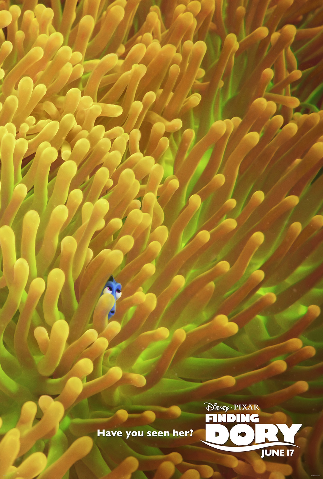 Disney•Pixar's Finding Dory New Trailer #FindingDory