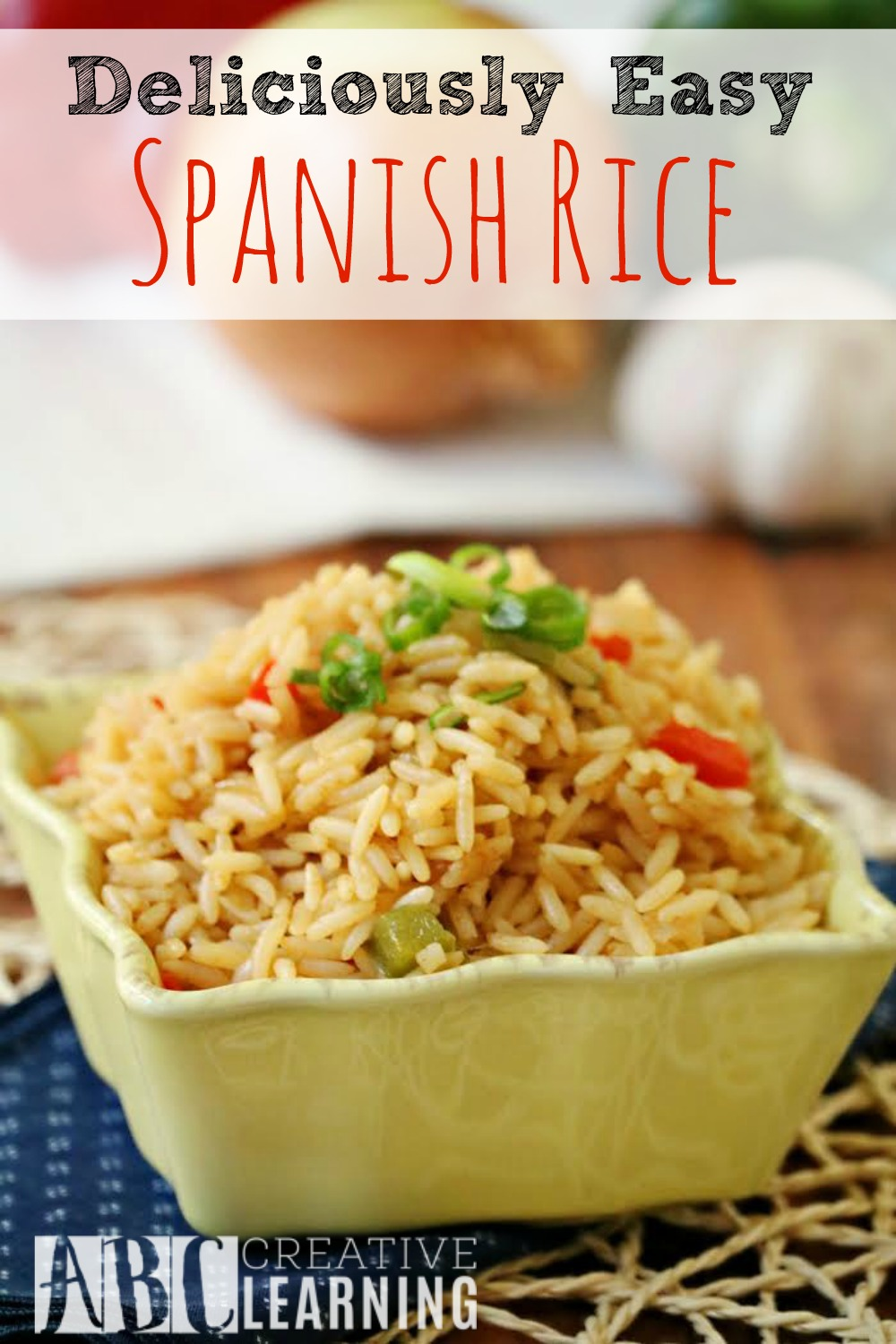 Deliciously Easy Spanish Rice