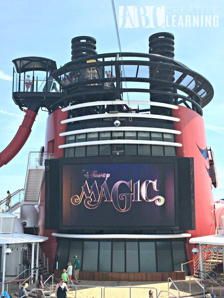 Disney Magic Cruise Ship - Family Bucket List Movies