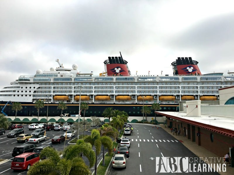 Disney Magic Cruise Ship - Family Bucket List Ship