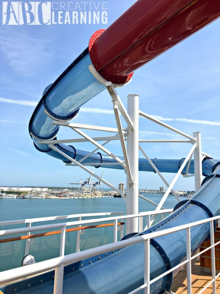 Disney Magic Cruise Ship - Family Bucket List slide
