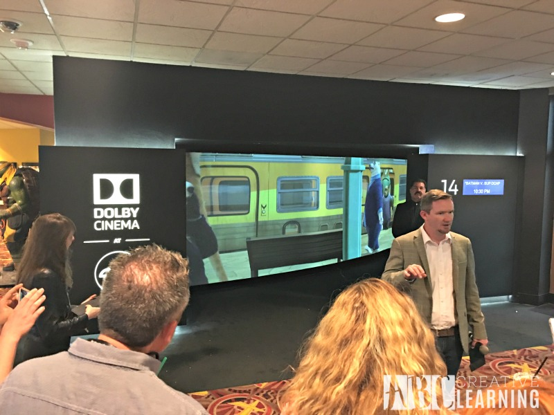 Experience The Movies At Dolby Cinema At AMC Prime #JungleBookEvent SB