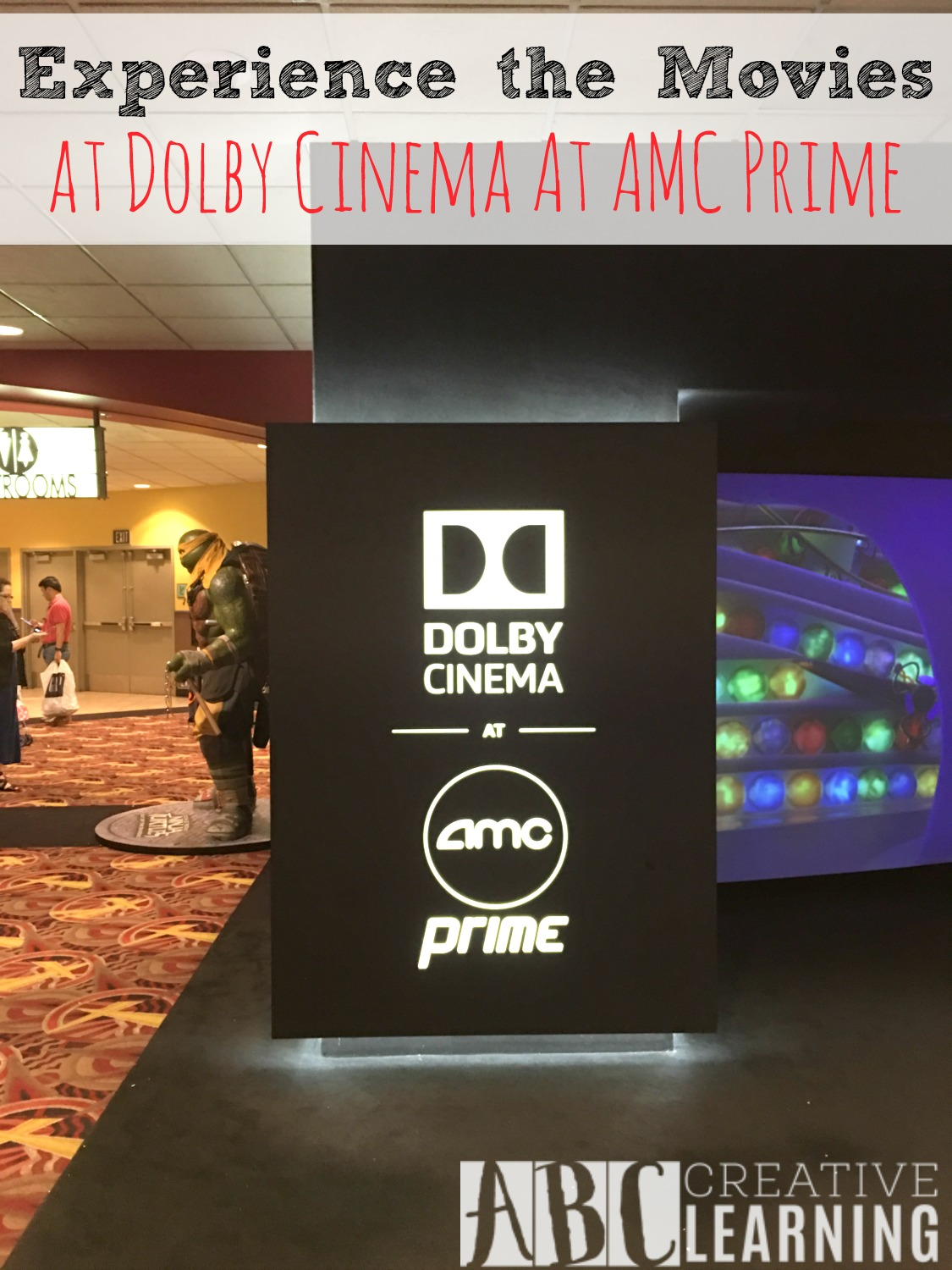 Experience The Movies At Dolby Cinema At AMC Prime #JungleBookEvent