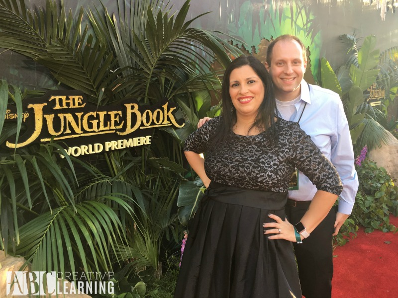 My #JungleBookEvent Red Carpet Movie Premier Experience Marshall