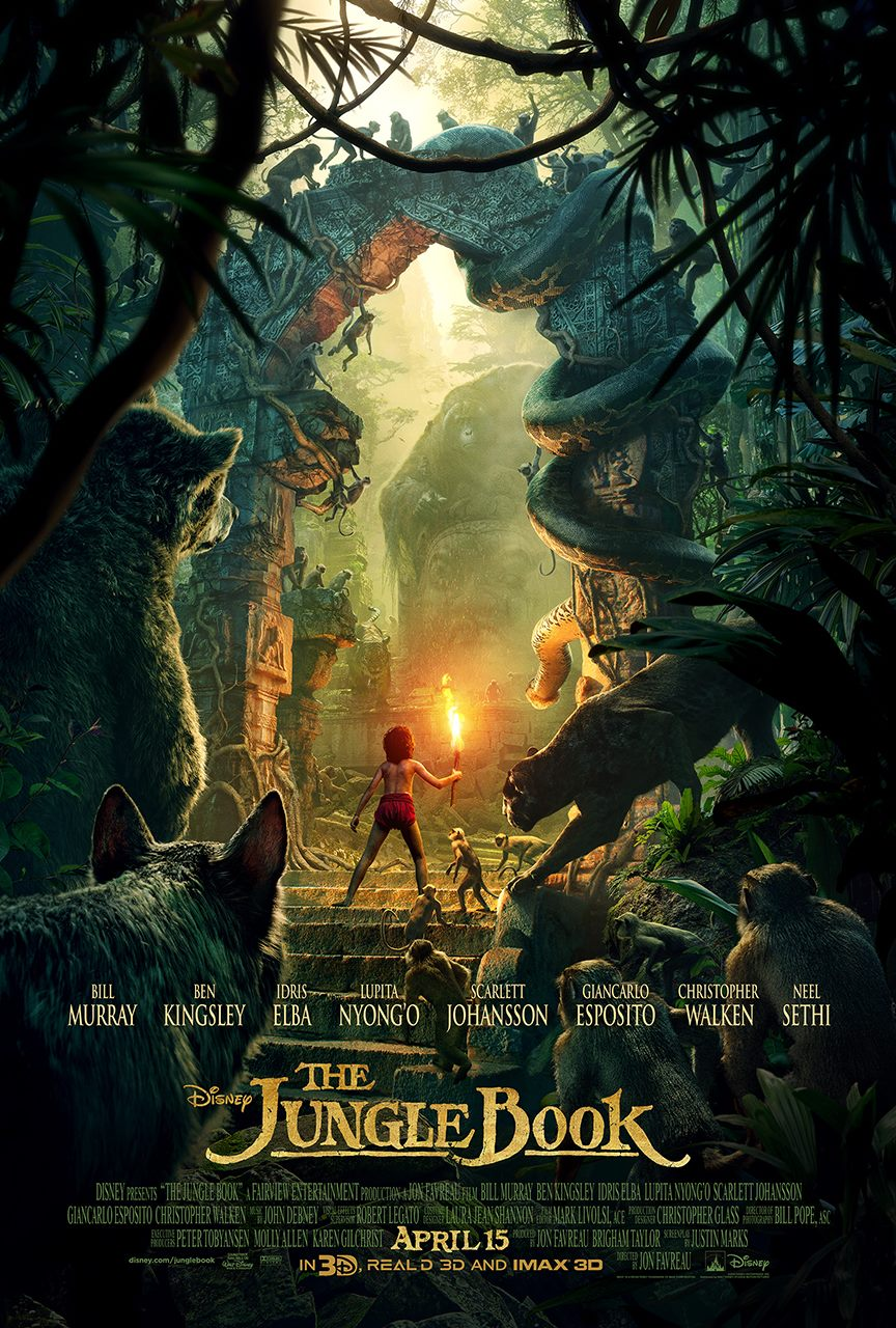 Exclusive Interview with Director Jon Favreau and Neel Sethi #JungleBookEvent