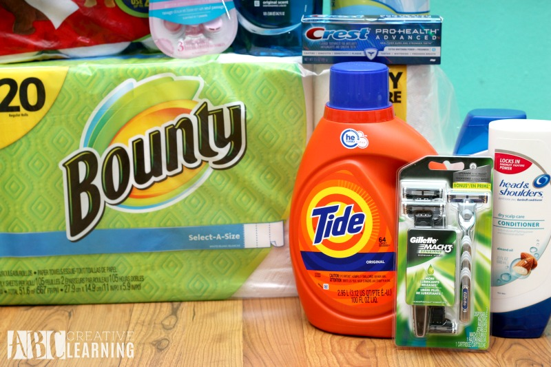 Stocking Up Your Home and Saving Money product