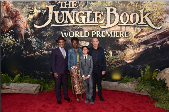 My #JungleBookEvent Red Carpet Movie Premier Experience