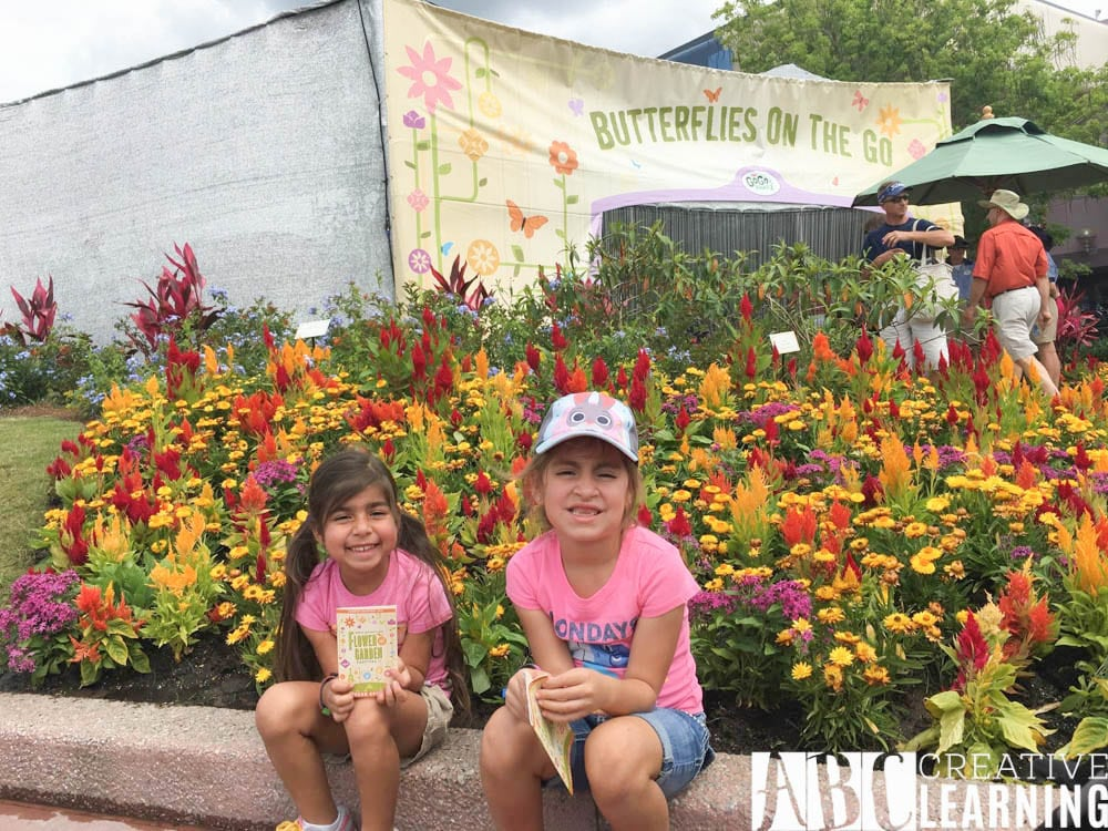 Epcot International Flower and Garden Festival 2016