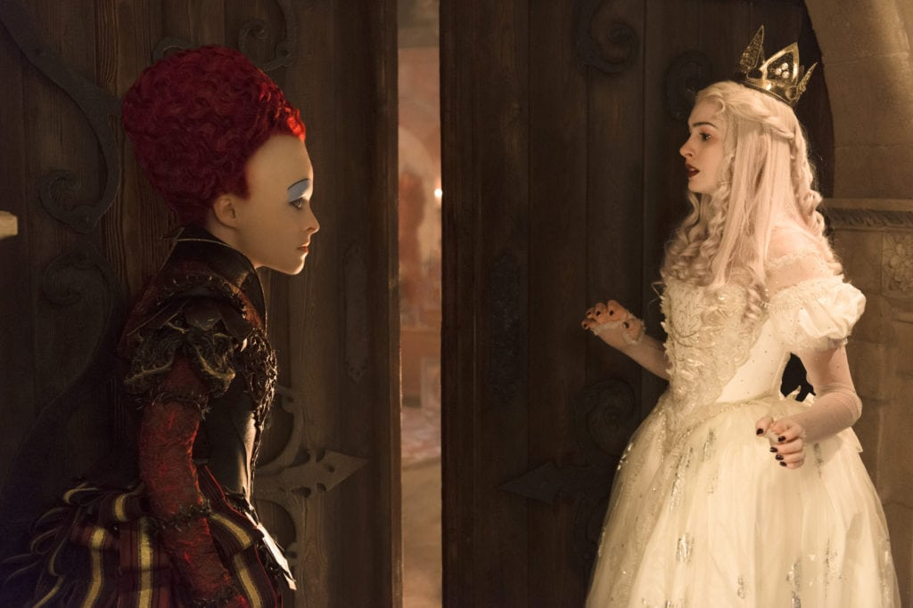 5 Things I Want My Girls To Take Away From Alice Through The Looking Glass