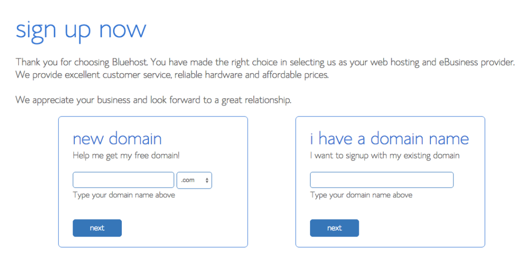 How To Start A Blog- Domain Name