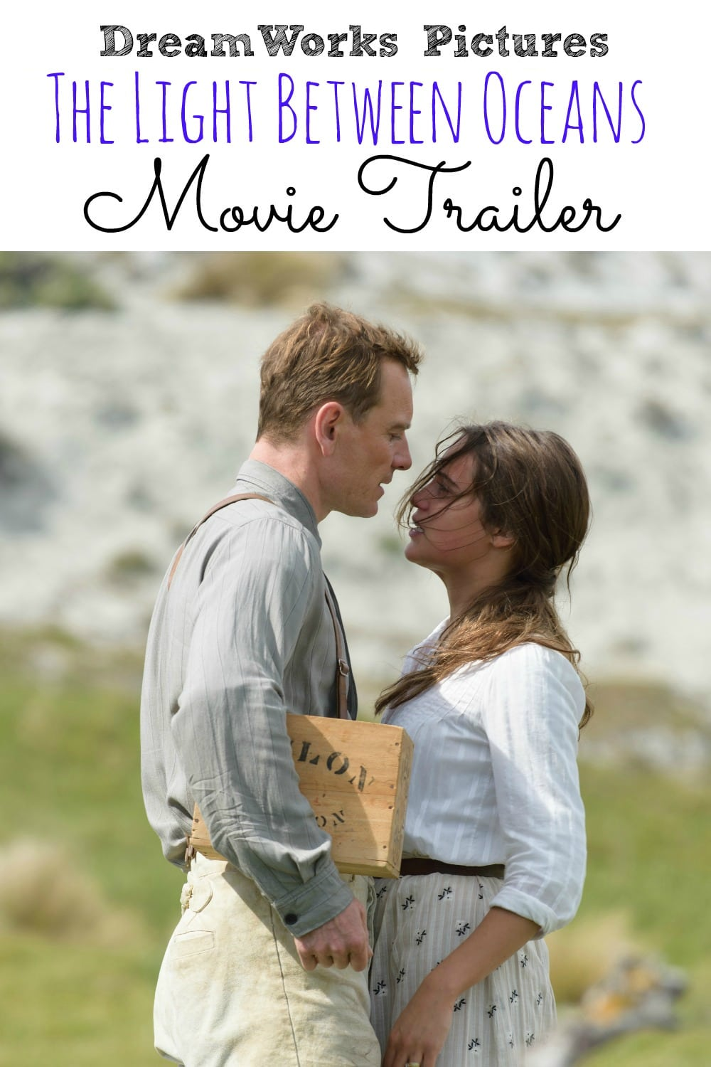 DreamWorks The Light Between Two Oceans Movie Trailer