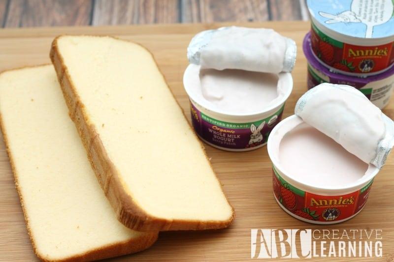 Frozen Yogurt Pound Cake Recipe + Paypal Giveaway 1