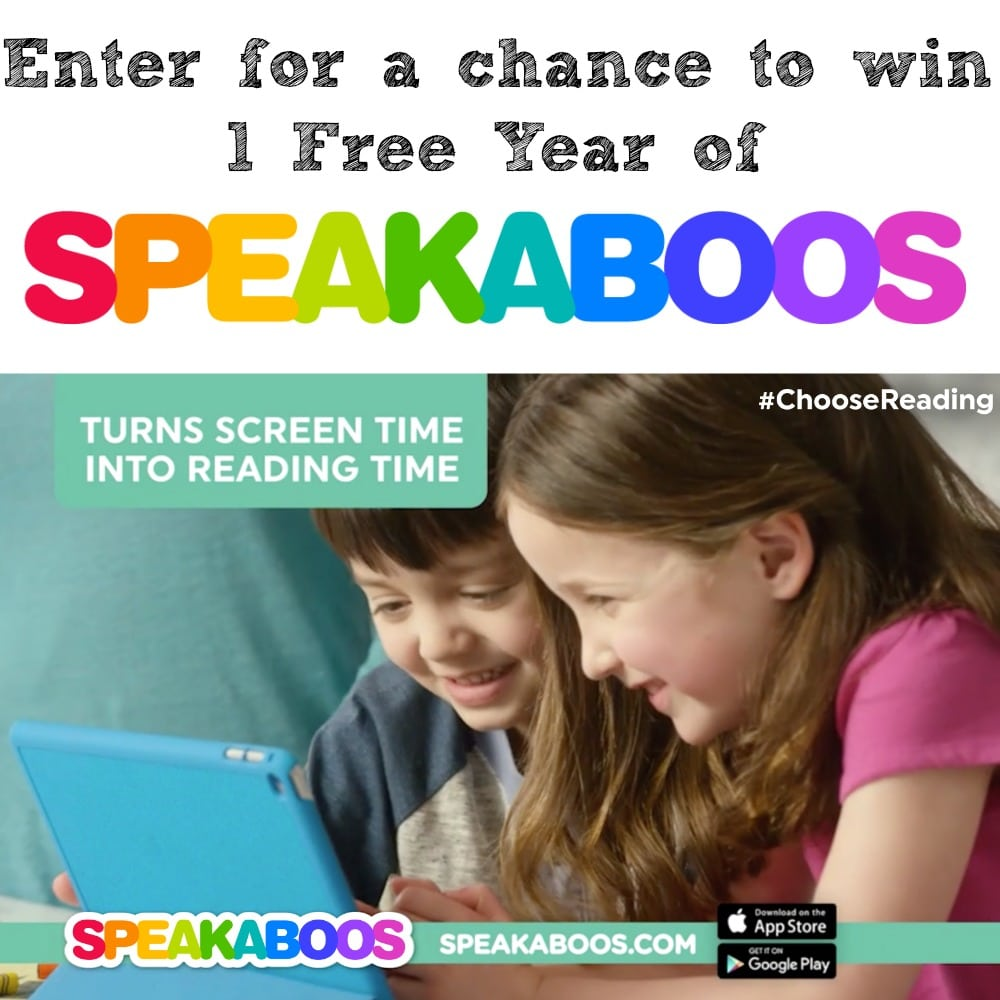 Guiding Your Child To Love Reading + Giveaway #ChooseReading Giveaway