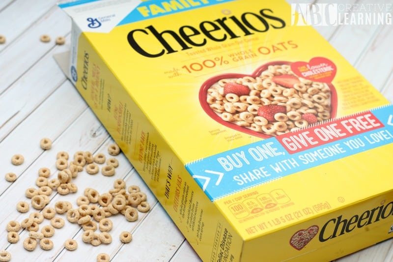 Giving the Gift of Cheerios™ and a delicious Cheerios™ Fruit Tart Recipe Box