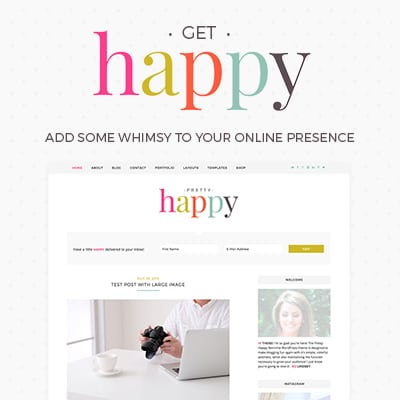 How To Start A Blog Happy