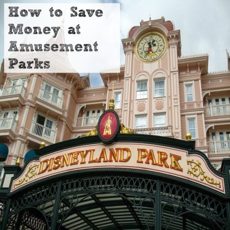 How To Save Money On Amusement Parks