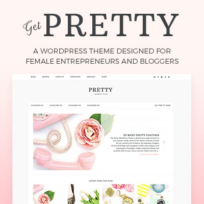 How To Start A Blog Pretty