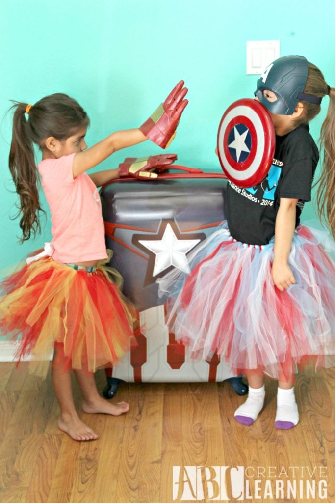 Superhero Packing List When Traveling With The Family 3