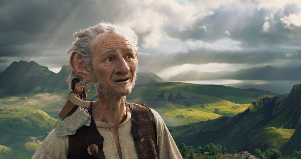 Disney's The BFG New Poster and Trailer #TheBFG